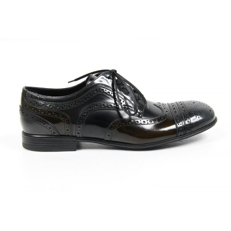 Dolce & Gabbana mens derby shoes Milano CA6047 AP340 8L777