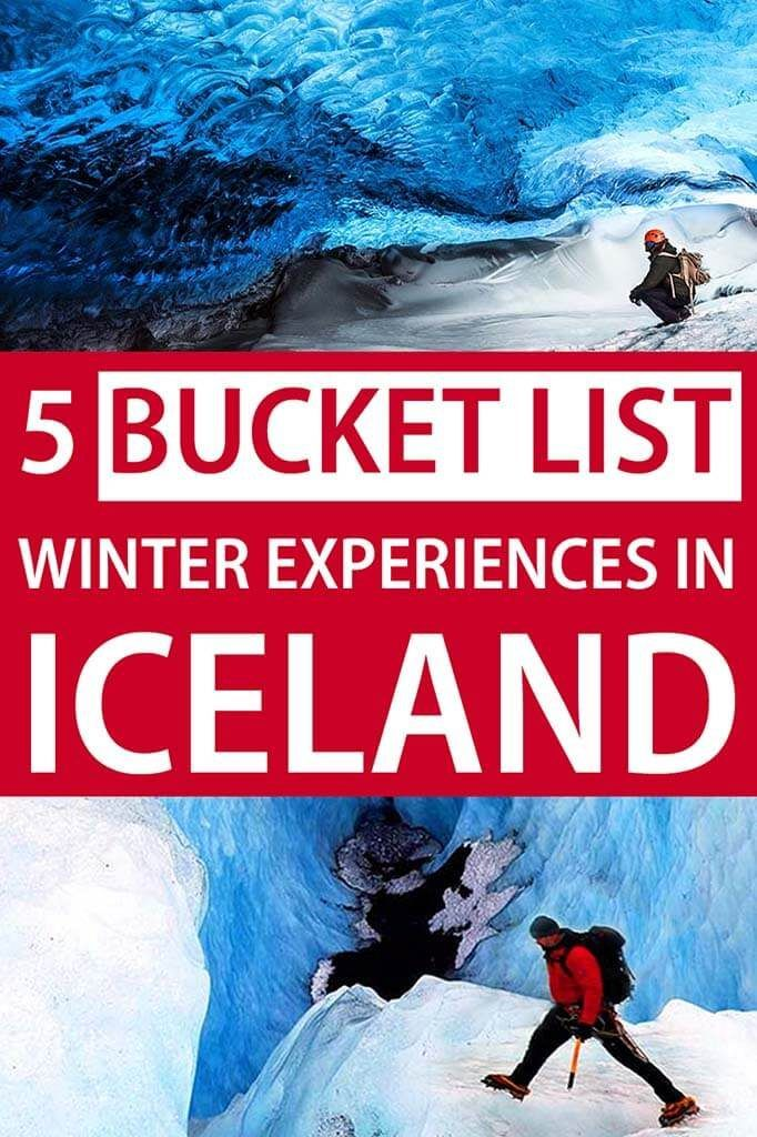 5 incredible Iceland winter experiences for your bucket list
