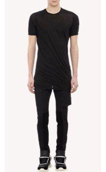 Rick Owens DRKSHDW Sheer Long T-shirt