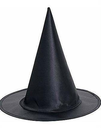 Как сделать шапку для костюма ведьмы