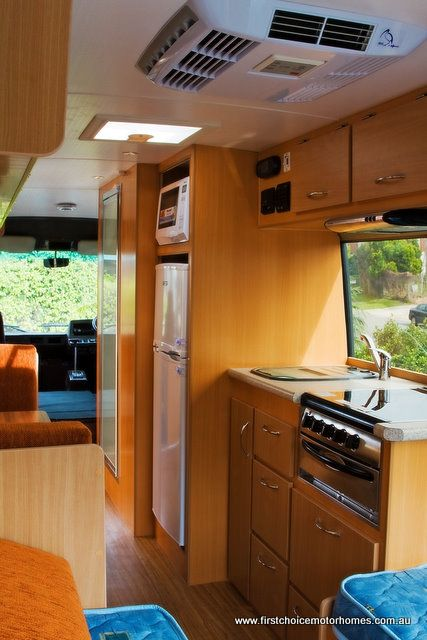 Toyota Coaster Motorhome Conversion - First Choice Motorhomes