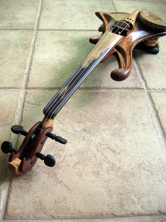hand crafted electric violin made to order by silviolin on etsy don 39 t stop the music in 2019. Black Bedroom Furniture Sets. Home Design Ideas