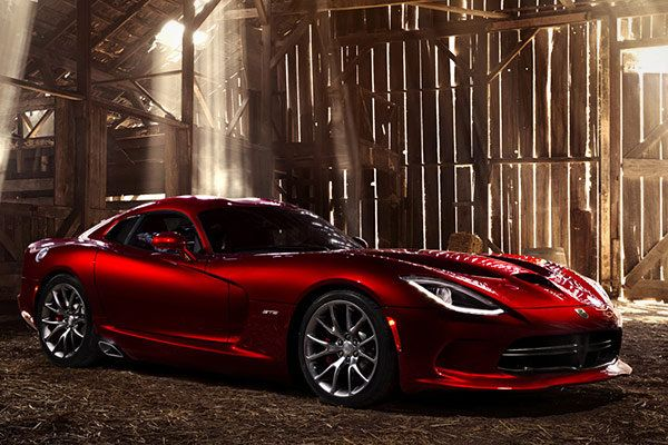 2013 Dodge SRT Viper...American muscle never looked this good.