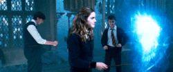 Image - 250px-Hermione's Patronus.gif | Harry Potter Wiki | FANDOM powered by Wikia