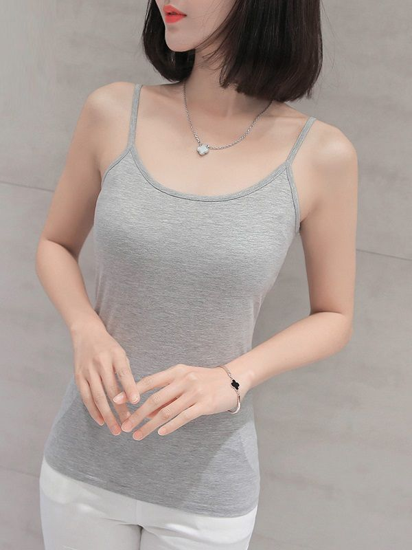 Loose Camisole Women Tops - $8.00