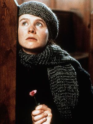 "Emily Watson in ""Breaking the Waves"". Probably the most haunting film I've ever seen."