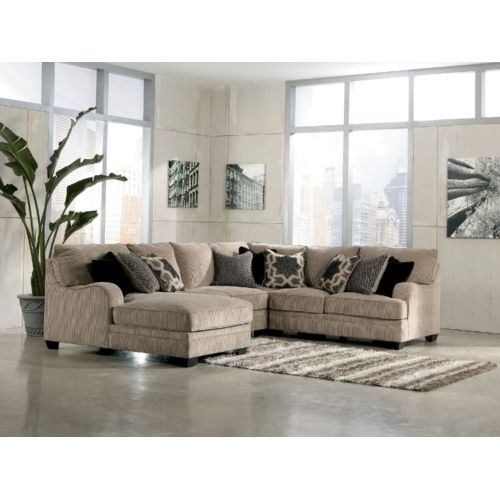 Tisha 4 Piece Sectional   HOM Furniture. 135 best Furniture images on Pinterest   Loveseats  Apartment