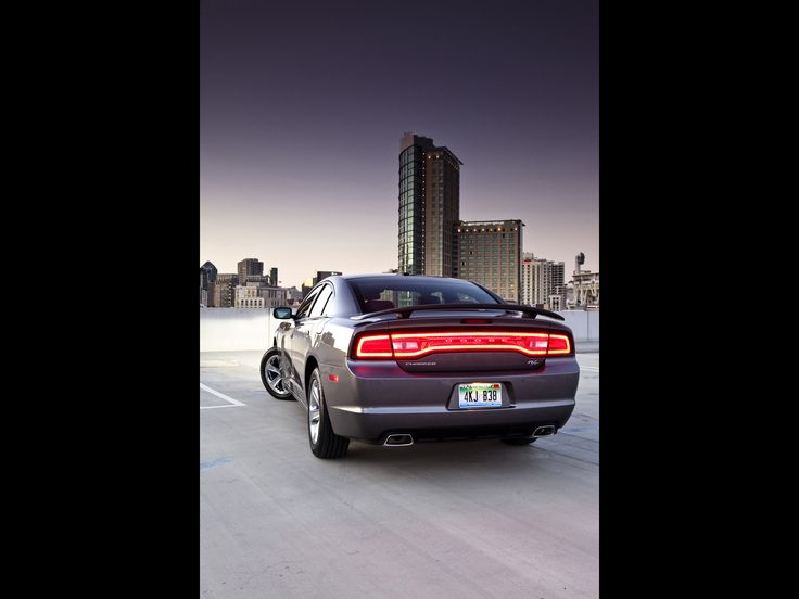 2012 Charger R/T - Just like my baby!