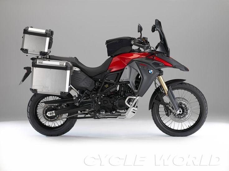 2014 BMW F800GS Adventure BMW bmw motorrad Motorcycles