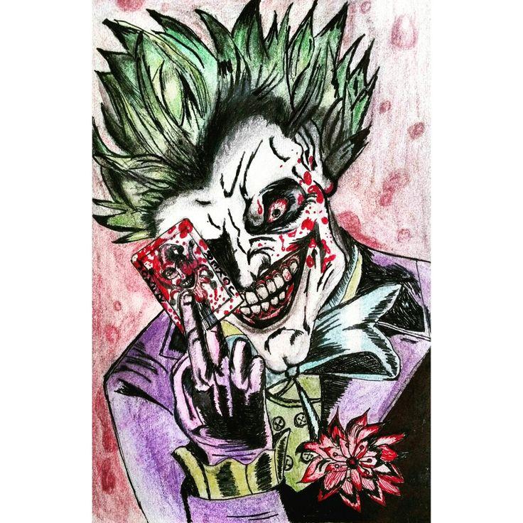 #joker #graphic #comic #art