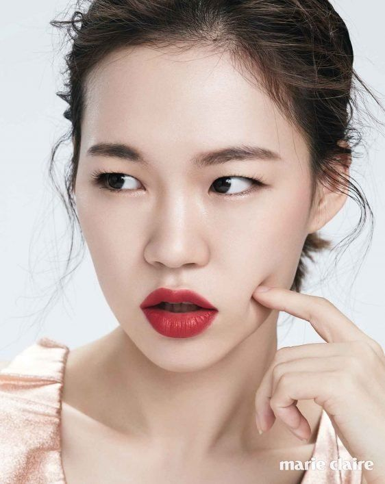 Han Ye Ri for Marie Claire