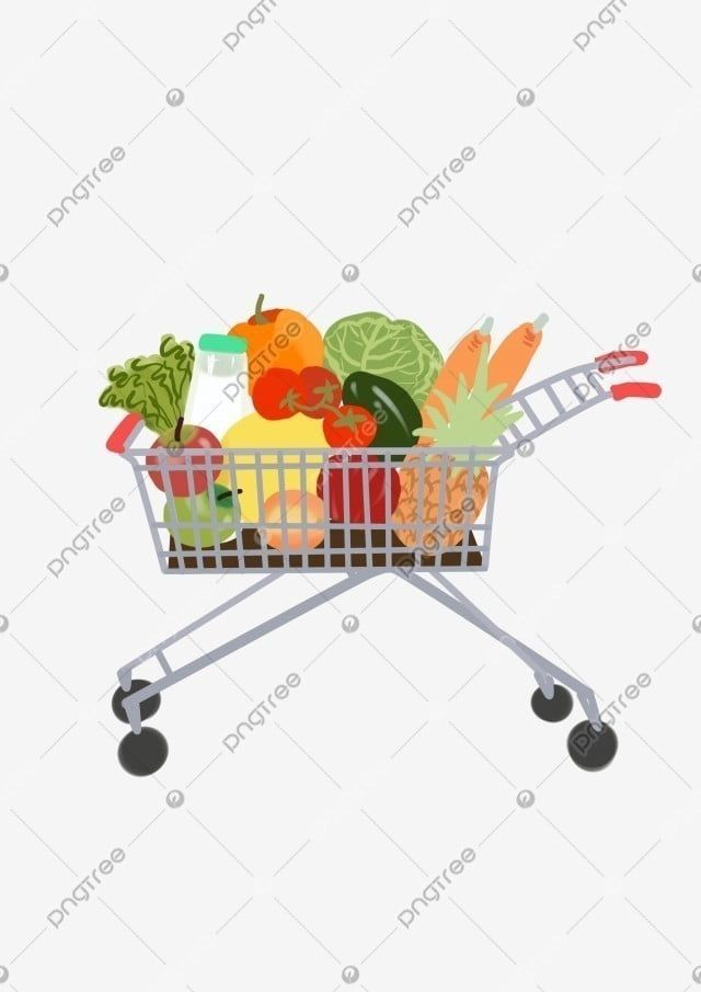 Carrinho De Compras De Frutas E Legumes Clipart Do Carrinho De Compras Melão Legumes Imagem Png E Psd Para Download Gratuito Melão Frutas Carrinho De Supermercado