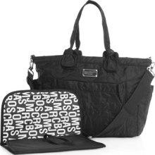 Marc Jacobs Black Diaper Bag