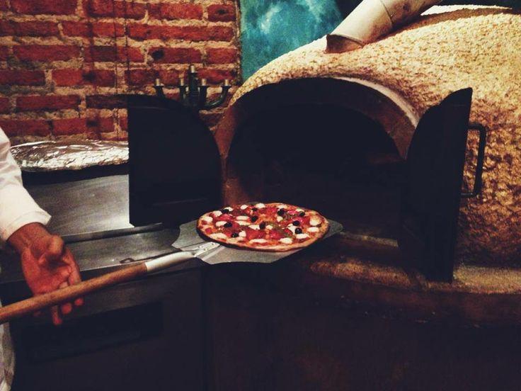 #ElSagrario ¡Para los amantes de la buena #pizza!