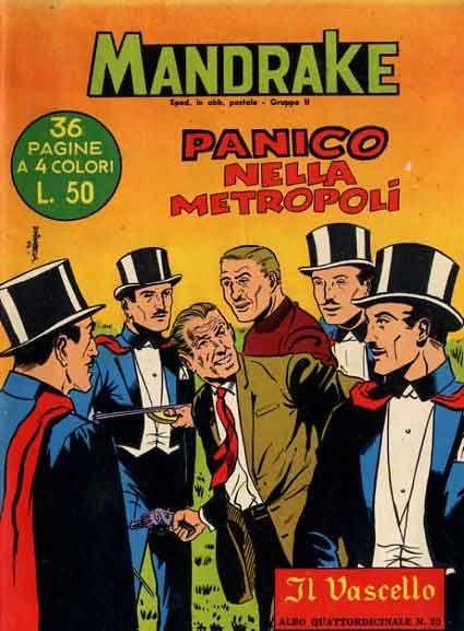 fumetti mandrake italiani - Cerca con Google