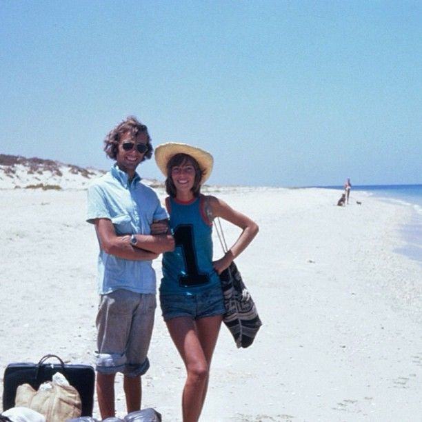 December 1972: LOnely Planet founders Tony & Maureen Wheeler arrived on this beach in Exmouth, Australia after travelling overland across Europe and Asia. With only a few dollars left in their pocket and a relentless sense of adventure, this is where it all began.