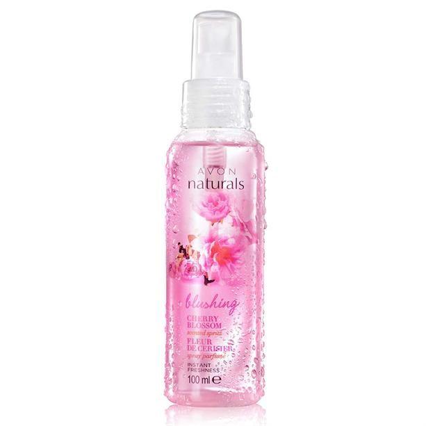 Spray parfumat cu flori de cireș - Produse Avon