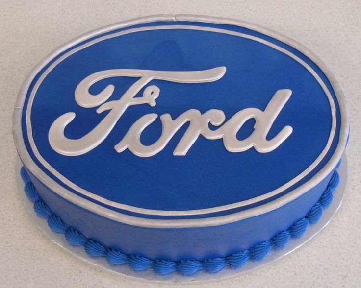 Groom's cake. Haha, Sam would love this! (Ford Mustang Cake)