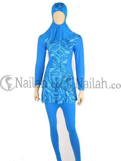 Baju Renang Muslim Yessy Rp 189,000 - www.nailah.co