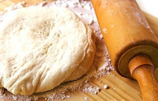 Слоеное тесто на пиве-очень легкое в приготовлении