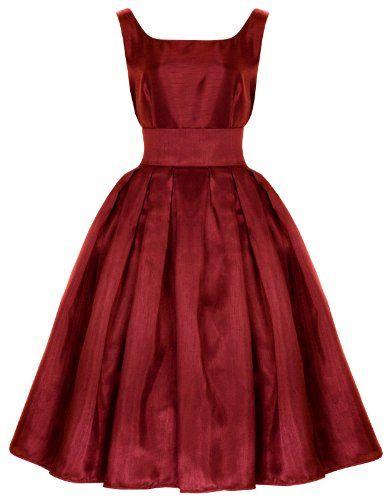Lindy bop 39 lana 39 classic elegant vintage 1950 39 s prom dress for Lindy bop wedding dress