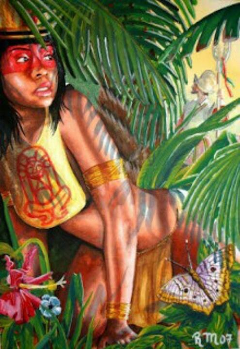 ☀ Puerto Rico ☀Puerto Rico taino art: Tainos are the Nati people of PR.