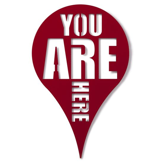 The You Are Here Tile