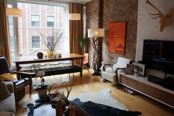 Super Swanky New York Apartment! - Apartamentos para Alugar em Nova York