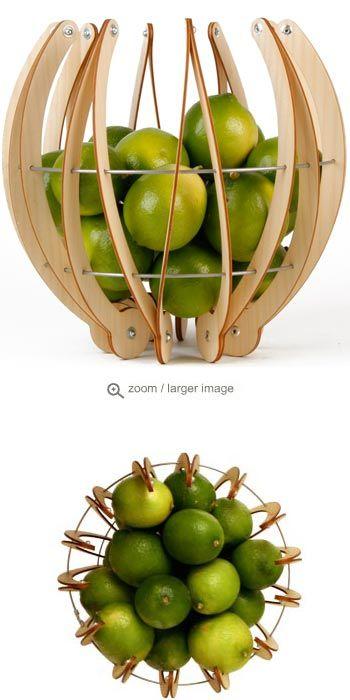 Fruit basket NZ made