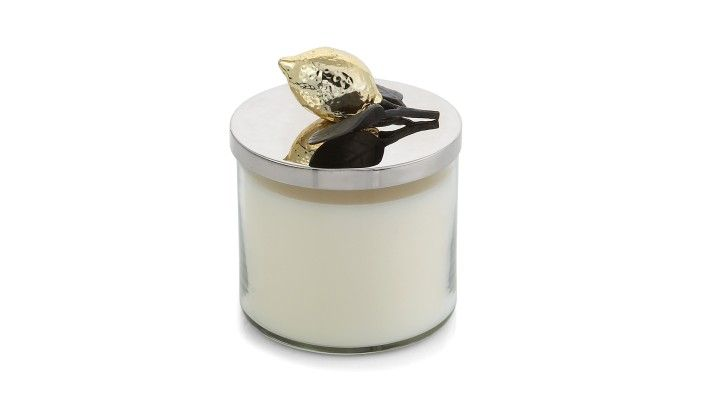 Michael Aram - Lemonwood Scented Candle from LuxDeco