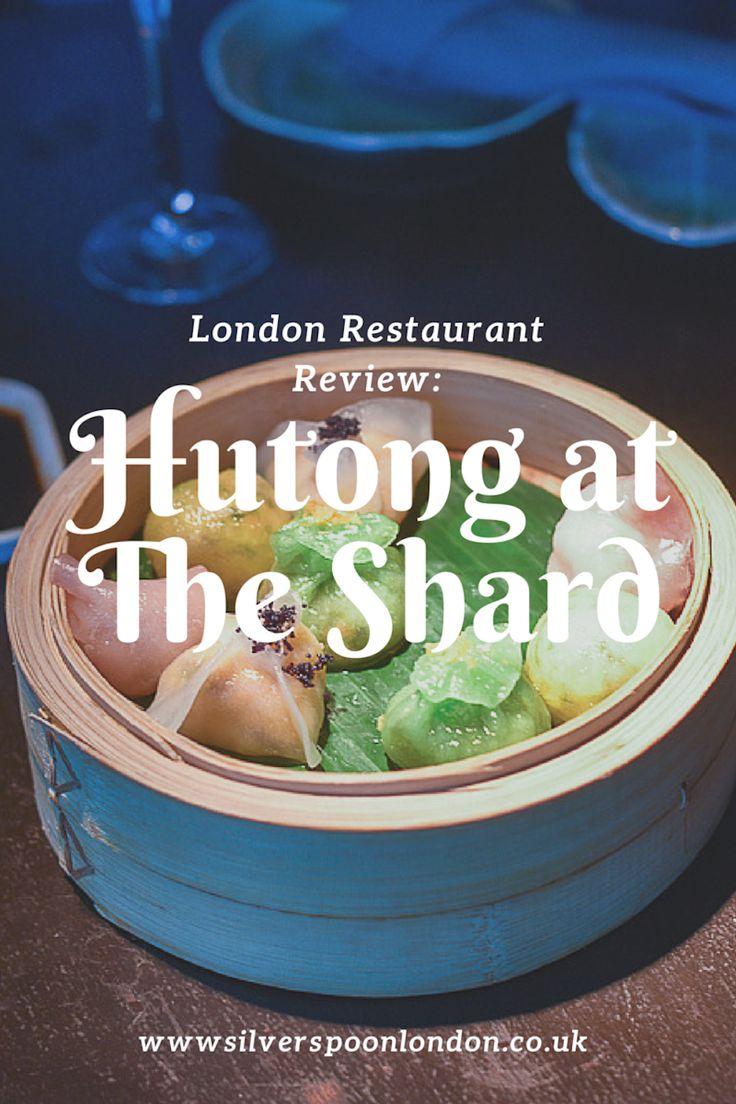 London Restaurant Review: Hutong at The Shard