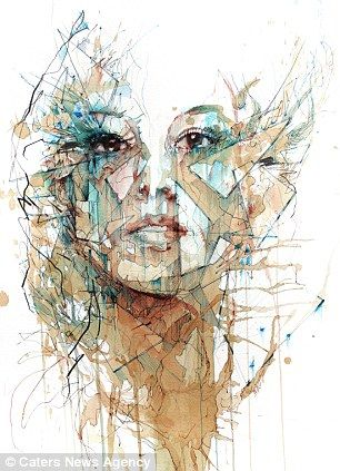 Carne Griffiths print designs and art like this and more at www.redshirtprinting.com www.redshirtsportswear.com www.redshirtpromos.com