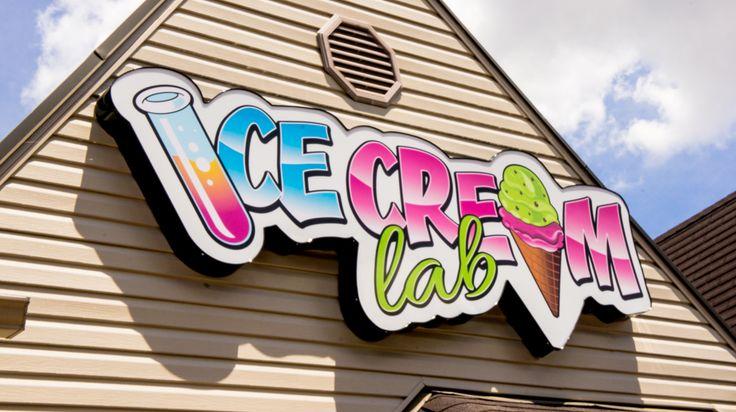 The Milton Ice Cream Lab: Beat the Heat with SCIENCE and liquid nitrogen!