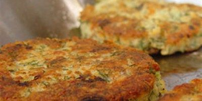 Try this Potato Salmon Cakes recipe by Chef Michael Smith. This recipe is from the show Chef At Home.