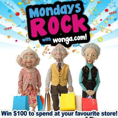 We're on a mission to make Monday's the best day of the week!  Enter to win $100 to spend at your favourite store: https://www.facebook.com/photo.php?fbid=489627084454332=a.377518732331835.89348.107427352674309=1  #winwithwonga