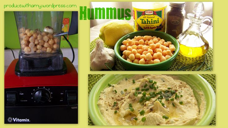 Basic hummus along with a recipe for a layered salad that uses hummus ...