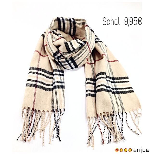 Schal Berry 9,95€