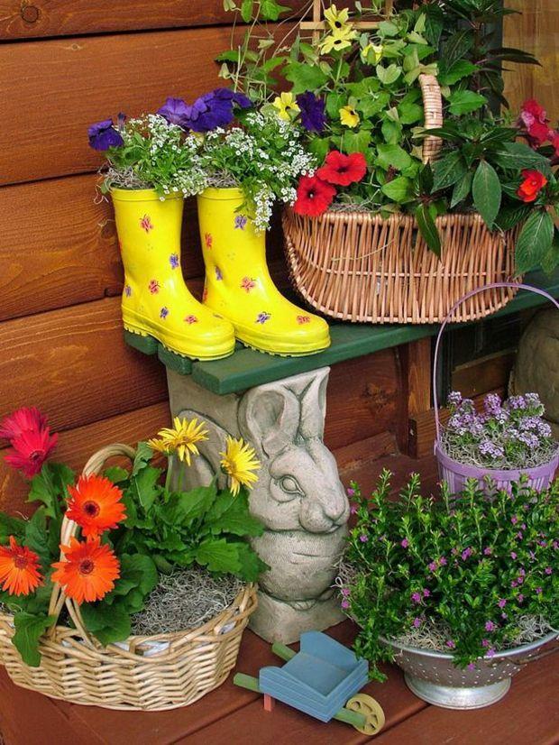 Die Besten 17 Bilder Zu Gartenideen Auf Pinterest | Gärten, Haus ... Haus Und Garten Verschonern Tipps