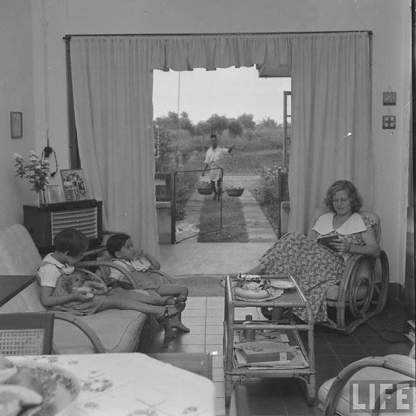 Keluarga londo di Menteng 1930s