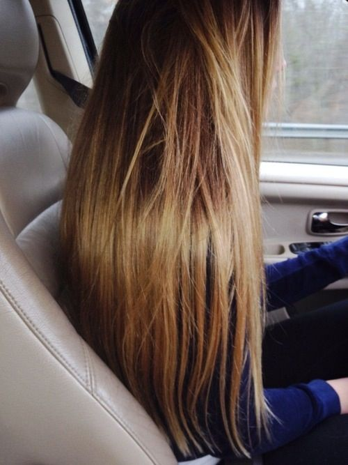 This is how long I am growing my hair! If you have any tips on hair growth comment below please❤️