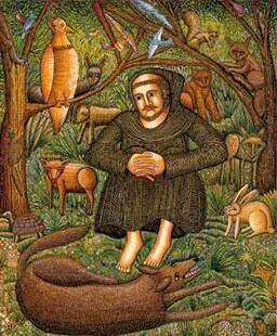 Being Saint Francis