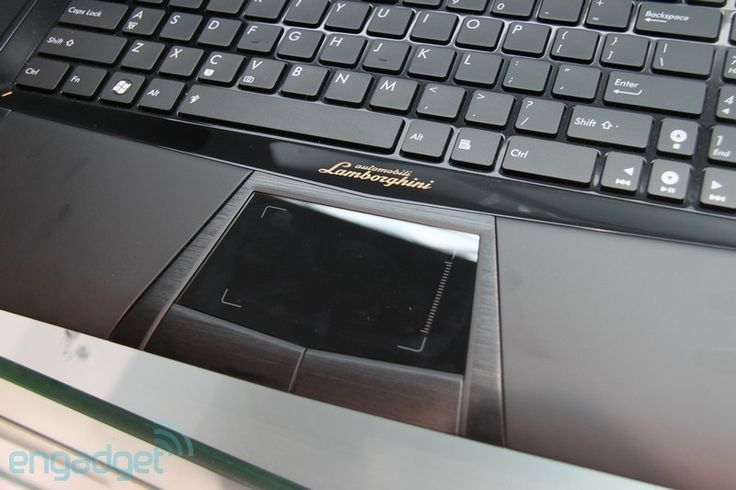Lamborghini Laptop