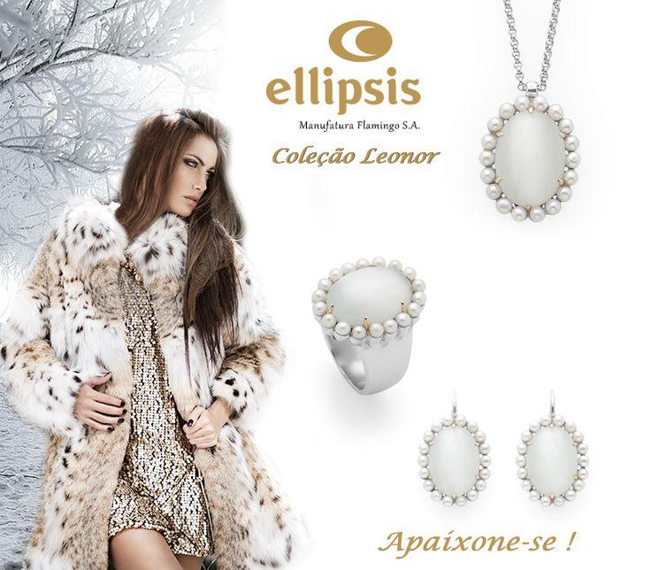 """Coleção """"Leonor"""" da ELLIPSIS ♥"""