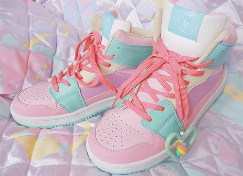 All Things Kawaii ♥ Definitely would need these for my Zumba class