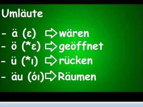Online Μαθήματα Γερμανικών - DeutscheLiebe - Μάθημα 1ο - YouTube