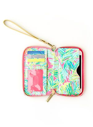 Lilly Pulitzer iPhone 6/6S Wristlet