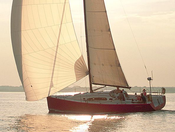 North Sails: G-Series Downwind Cruising Sails