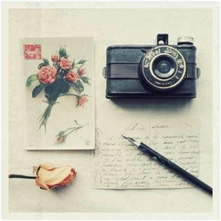 Faded Memories Cream Canvas Art - Vicki Dvorak (24 x 24)