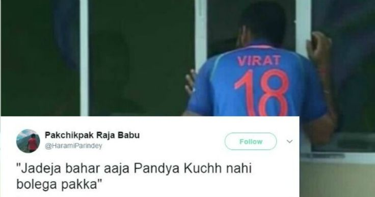 The Memes Generated From This Photo Of Virat Kohli Peeping Through A Window Are Just Too Funny Not To Laugh At http://indianews23.com/blog/the-memes-generated-from-this-photo-of-virat-kohli-peeping-through-a-window-are-just-too-funny-not-to-laugh-at/