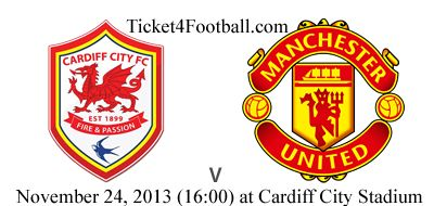 Tickets are available on Ticket4Football.com at the reasonable price for the match of Cardiff City and Manchester United. So,  you can get Cardiff City Vs Manchester United tickets with great confidence to enjoy the game live at Cardiff City Stadium.